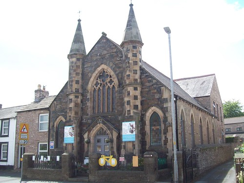 Kirkby Stephen, former Primitive Methodist Chapel