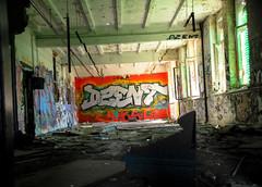 DSC_0317 (Under Color) Tags: leipzig graffiti lost places urban exploring leipsch walls