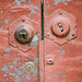 A Door at The Hutong