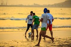 TPD_3697 (Tomasz TDF) Tags: africa afryka marako morocco maroko agadir fun ocean football guys