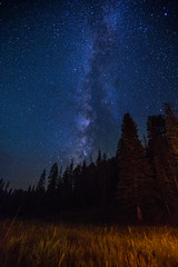 A Drive By Shooting (Eric Gail: AdventureInFineArtPhotography) Tags: milkyway grandcanyon northrim stars ericgail canon canon6d sky arizona