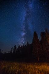 A Drive By Shooting (Eric Gail: AdventureInFineArtPhotography) Tags: milkyway grandcanyon northrim stars ericgail canon canon6d sky arizona