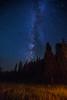 A Drive By Shooting (EricGail_AdventureInFineArtPhotography) Tags: milkyway grandcanyon northrim stars ericgail canon canon6d sky arizona