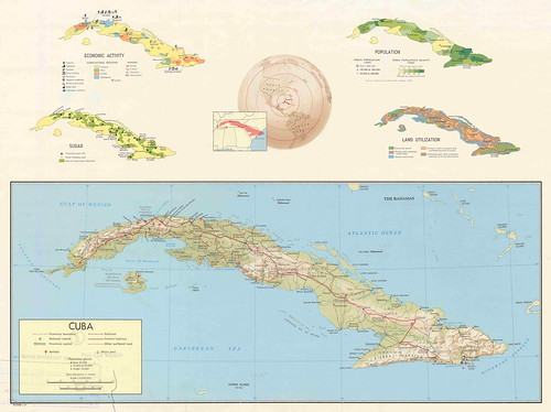 1977 Cuba Country Profile by The Central Intelligence Agency United States Government Work, From FlickrPhotos