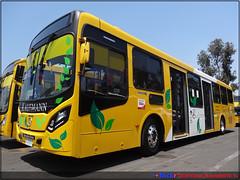 STP Santiago S.A.- (»||Buses-de-chile||« E. Navarrete) Tags: caio mondego mercedesbenz oc500le euro6 stp santiago transantiago kauffmann