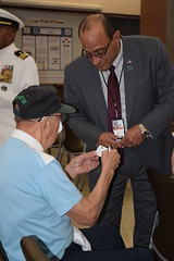 Veterans Day at Houston VAMC (HoustonVAMC) Tags: medvamc houston vamc va veteran veterans day senator ted cruz congressman al green mayor sylvester turner canteen service