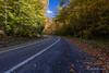 Better Than Interstates (John H Bowman) Tags: virginia washingtoncounty virginiamountains fallcolor countryroads scurves blueskywhiteclouds october2016 october 2016 canon1635l explore
