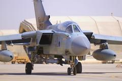(aeroman3) Tags: royalairforce raf equipment aircraft jet fighter offensive tornado gr4 operation op herrick kandaharairbase afghanistan afganistan