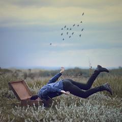 looking for dreams (matheribs) Tags: surrealism dreams fine art