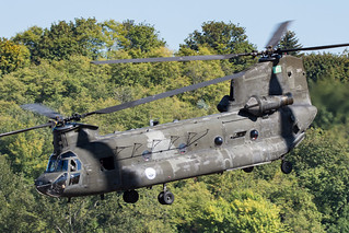 U.S. Army CH-47D 91-00261