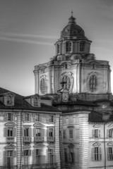 Torino (barninga) Tags: torino turin sanlorenzo saintlawrence piazzacastello palazzomadama madama barninga stefanobarni barni italy italia blackandwhite city bw