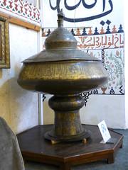 Konya - Mevlana Turbesi, shrine dish (damiandude) Tags: rumi dervish sufi