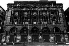 Post office (Richard Mart1n) Tags: nikon d5000 travel monochrome blackandwhite perth westernaustralia australia abstract art