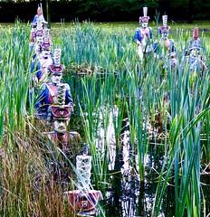 Waterloo. (Franc Le Blanc .) Tags: panasonic lumix landvanooit waterloo drunen reed pond vijver
