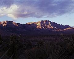 Sunset at Red Rock Canyon (Ridor1) Tags: nikon em fuji superia xtra red rock canyon las vegas