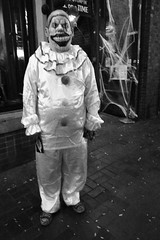 R0014213 (Nashville Street Photography) Tags: ricohgrd ricohimages bnw bw halloween nashvilletn nashville tn