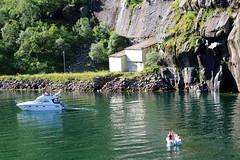 In the Trollfjord, Norway (6) (Phil Masters) Tags: 21stjuly july2016 norwayholiday norway raftsund raftsundet thetrollfjord trollfjorden trollfjord shipsandboats