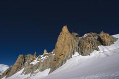 Face Sud de l'Aiguille du Midi ! (Claude Jenkins) Tags: nikonflickrtrophy hautesavoie chamonixmontblanc aiguilledumidi arêtedescosmiques larébuffat protogine nikon d750 1424nikon