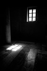 untitled (ChrisRSouthland (mainly off and at work...)) Tags: kaiseriani athens chapel light window mm mmonochrom leicammonochrom elmarit28mmf28 monastery kaiserianimonastery