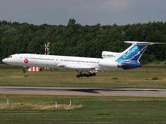 RA-85699 (@Eurospot) Tags: ra85699 tu154 tupolev s7airlines hannovre hannover