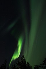 Aurora borealis - Aurores borales ( Mathieu Pierre photography) Tags: aurora borealis aurores borales finland north arctic circle finnish lapland northern lights canon eos 7d sky