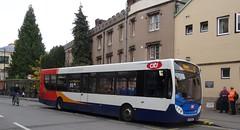 Cambridge (Andrew Stopford) Tags: ae13dzx adl enviro300 stagecoach cambridge citi