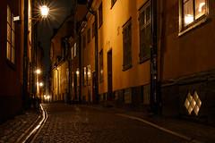 Stockholm Old Town (mik.jason) Tags: stockholm nattfoto oldtown gamlastan nightphoto longexposure