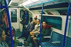 i took a picture of this girl and i met her again next day, by coincidence, in completely different part of London. world is small (subway rat) Tags: 35mm analog analogphotography film filmphotography mjuii mju2 mjuii olympusmjuii kodak kodakektar100 ektar100 kodakfilm filmforever filmisnotdead filmcamera shootfilm ishootfilm staybrokeshootfilm streetphotography london londonstreetphotography underground tube londonunderground piccadillyline metro train travelling uk greatbritain unitedkingdom england girl woman smile lady beauty