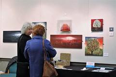 Barbara Taylor Harris Art Exhibition Victoria Hall Oakham Rutland (@oakhamuk) Tags: barbarataylorharris art exhibition victoriahall oakham rutland