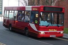 D&G Bus Dennis Dart SLF/Plaxton Pointer 2 198 (Y259 YBC) (john-s-91) Tags: dgbus dennisdartslf plaxtonpointer2 198 y259ybc hanley