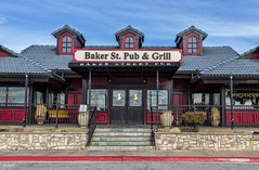 The Pub (Kool Cats Photography over 8 Million Views) Tags: design architecture building oklahoma restaurant pub red windows outdoor signs
