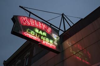 Kelly's Bar & Lounge, Pittsburgh, PA