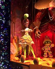 1000 Delights: Bake a Leg (night, marionette) (Viridia) Tags: saksfifthavenue winter saks sakscompany manhattan fashion mannequins mannequin urban newyorkcityny newyork nyc newyorkcity saksfifthavenuewindows windowdisplay windowdisplays saksfifthavenuewindowdisplays visualmerchandising dress nightshoot saksfifthavenuechristmaswindows2016 christmaswindow holidaywindow christmas2016 christmas christmasdisplay christmaswindowdisplays christmaswindows2016 saksfifthavenuechristmaswindows newyorkcitychristmas saksfifthavenuechristmaswindowslandof1000delights landof1000delights rootsteinmannequins rootsteinmannequinsatsaksfifthavenue candy bakealeg marionette gingerbreadmen