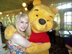 Florida 2016 (Elysia in Wonderland) Tags: disney world orlando florida elysia holiday 2016 magic kingdom crystal palace dinner winnie pooh characters dining plan buffet