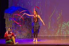 17451 - La danza delle Sirene (Diego Rosato) Tags: pinocchio teatro theater show spettacolo danza dance musical canzone song nikon d700 85mm rawtherapee sirene mermaids mare sea