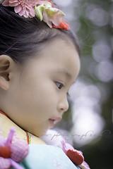 三歳のお祝い (higehiro) Tags: d7100 nikon nikon50mmf14 50mm f14 portrait
