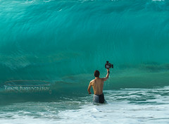 Ryan up against the wall...of glassy goodness! :D (MICHAEL A SANTOS) Tags: aloha beach clouds eastside hawaii hawaiibeaches hawaiianbeaches liquideyewaterhousing michaelasantos oahu ocean paradise reef saintsphotography sand sky sony sony70200f4g sonya7ii sonyalpha sunrise surfphotography waves whitewash