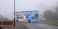 Play misty for me: National Express Coventry Volvo B7TL/Alexander ALX400, 4418 (paulburr73) Tags: 4418 mist fog winter bitterlycold foggy misty december 2016 turning junction coventry nxc nationalexpress midlands westmidlands alexander alx400 volvo volvobus b7tl binley ernesfordgrange 1616a service16a bus doubledecker keresleyvillage langbankavenue princethorpeway street road bv52ocn wintersday weather