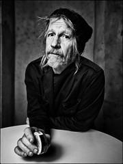 Stefan Sundström (Hasse Linden) Tags: stefansundström musician songwriter portrait retrato octabox speedlight nikon sb800 pocketwizard onelight wideangle 28mm ritratto