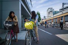 Hokkaido, Japan - Day 11 - Hakodate /  -  -  (kelvintkn) Tags: leica travel people japan digital sapporo asia hokkaido rangefinder manualfocus shootfromthehip primelens leicame leicaelmaritm28mmasph