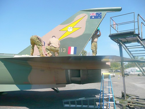 F-111 AHC Darwin Assembly Tuesday 18 June 2013  (6)