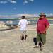 Al and Cliff at Mono Lake