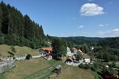 Veduta Green&Blue (Sigma SD1, Foveon) (BeSigma) Tags: parco sigma natura slovenia viaggio vacanza grotte merrill foveon cascate postojna sd1