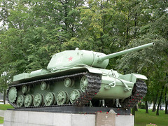 "KV-85 (obekt 239)  (2) • <a style=""font-size:0.8em;"" href=""http://www.flickr.com/photos/81723459@N04/9628086684/"" target=""_blank"">View on Flickr</a>"