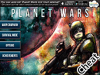 行星戰爭:修改版(Planet Wars Cheat)