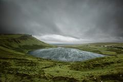 Windy (beetlephoto) Tags: leica lake seascape green zeiss landscape grey scotland windy contax carl f28 m9 21mm gbiogon