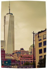 Freedom Tower (citron_smurf) Tags: newyork manhattan wtc 1776 freedomtower