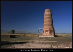 Tour de Burana (Kirghizstan) (HimalAnda) Tags: tower tour burana kirgizistan kirghizstan kirghizie stphanebon