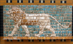 Ishtar Gate (tommyajohansson) Tags: vacation holiday museum turkey geotagged istanbul relief reliefs faved babylonian ishtargate longweekend archeologicalmuseum turkiet citybreak istanbularcheologicalmuseum tommyajohansson arkeologisktmuseum ishtargatedetails