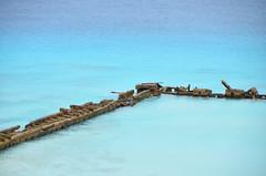 DSC_6186 (..Gratefulhume..) Tags: blue water azul island dock nikon rocks barbados caribbean d7000 fallingintothesea